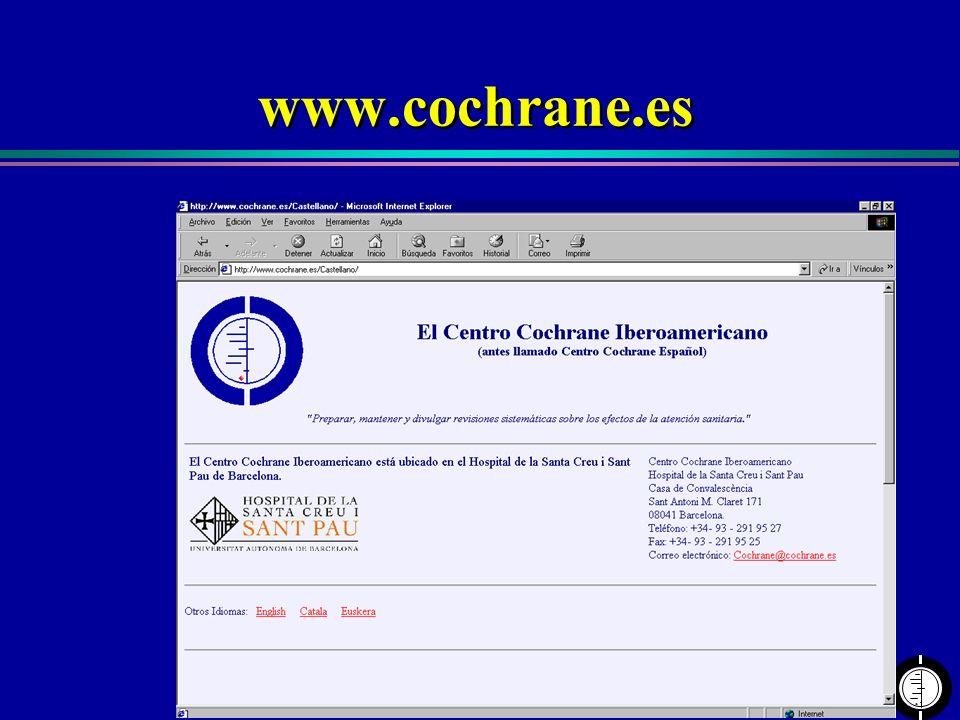 www.cochrane.es
