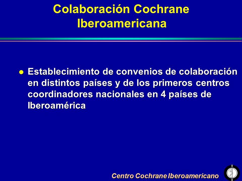 Colaboración Cochrane Iberoamericana