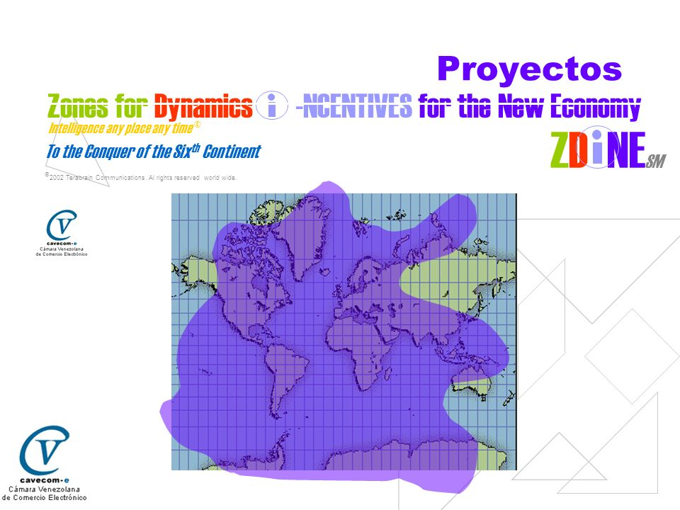 ZD NE Proyectos Zones for Dynamics -NCENTIVES for the New Economy