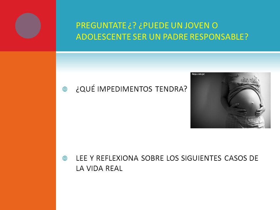 Programa paternidad responsable ppt video online descargar - Con cuantos meses se puede abortar ...