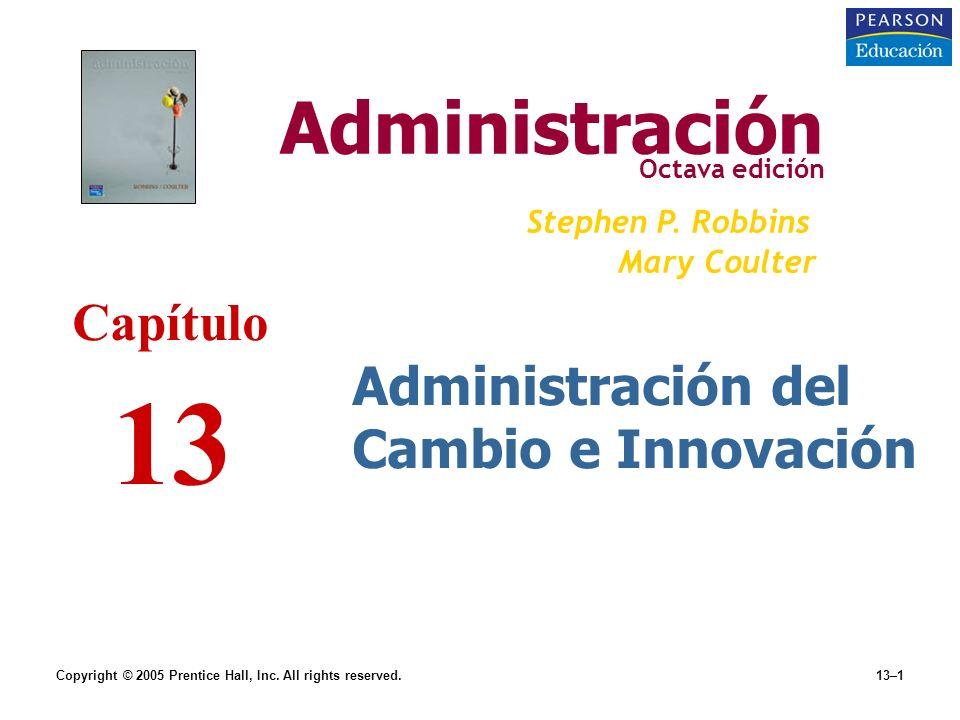 13 Administración Capítulo Administración del Cambio e ... - photo#23
