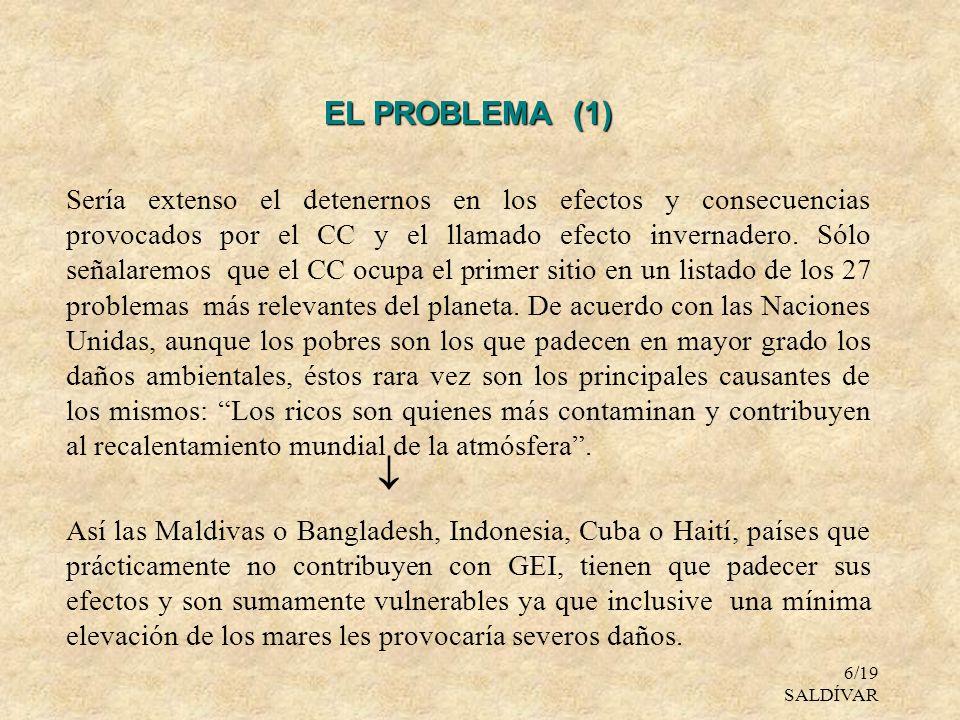 EL PROBLEMA (1)