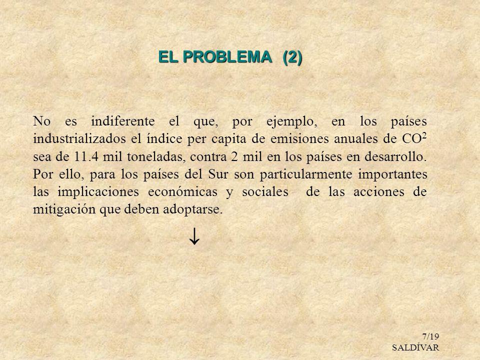 EL PROBLEMA (2)