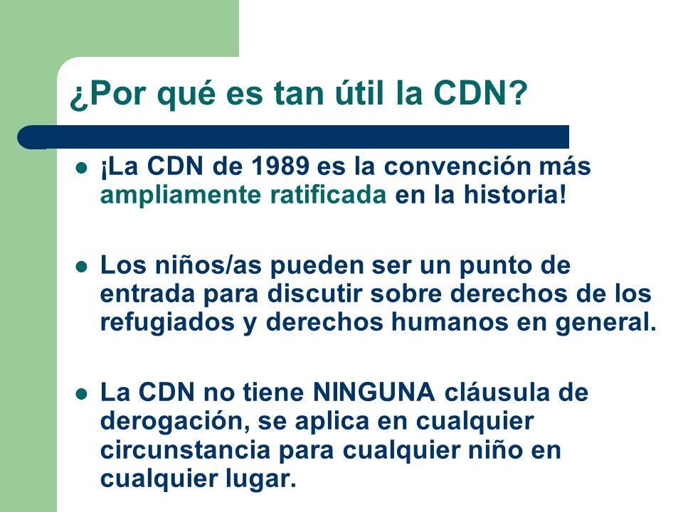 ¿Por qué es tan útil la CDN