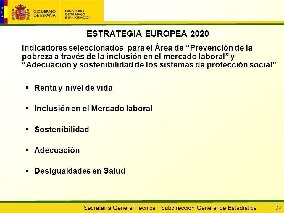 ESTRATEGIA EUROPEA 2020