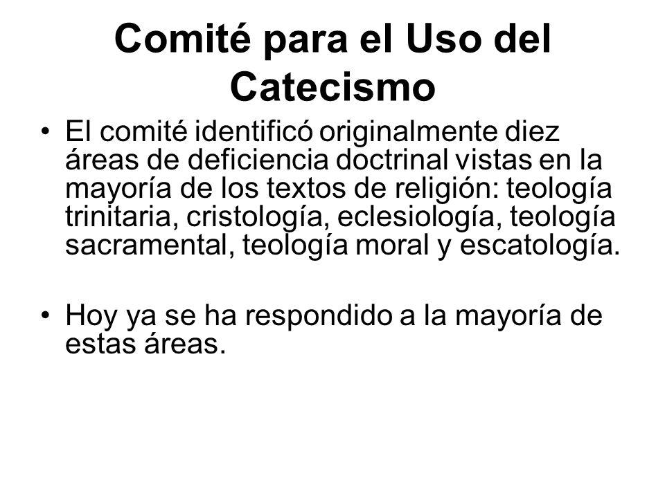 Comité para el Uso del Catecismo