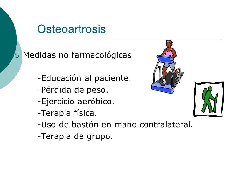 Artritis por cristales, osteoartrosis y fibromialgia - ppt