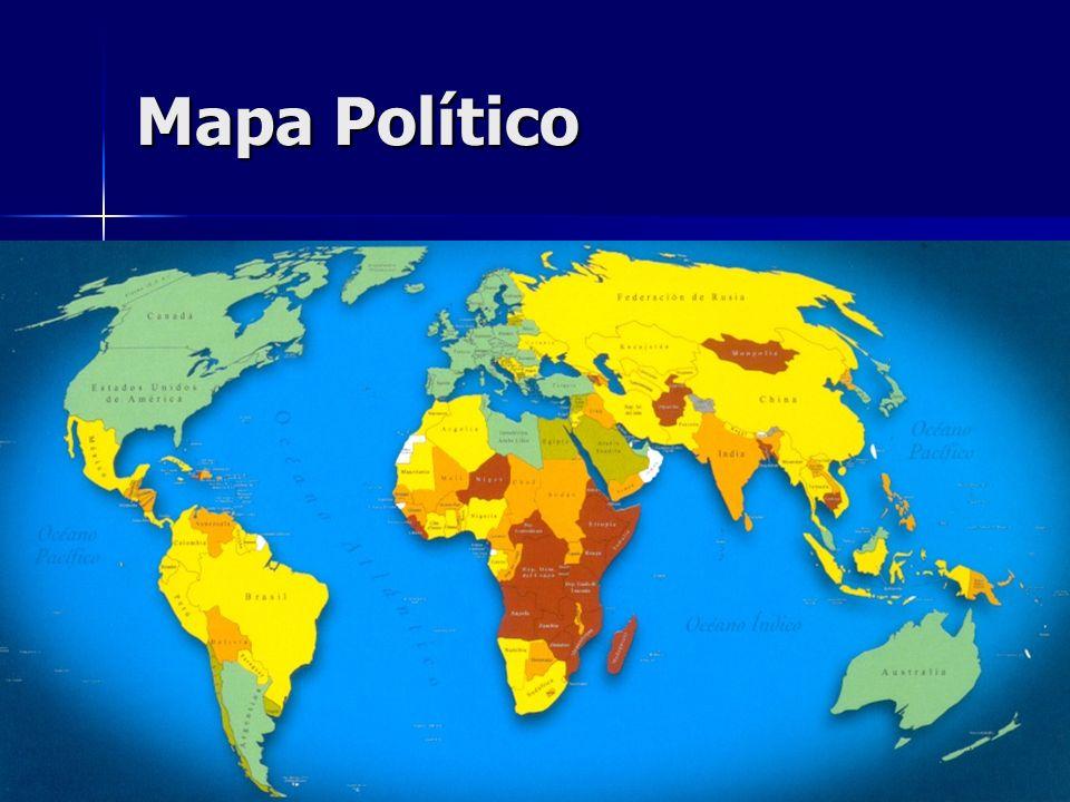 Mapa Político Mapa político