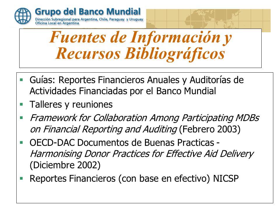 Fuentes de Información y Recursos Bibliográficos