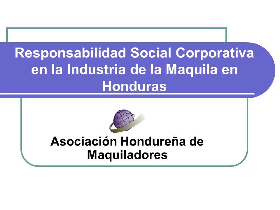 Asociación Hondureña de Maquiladores