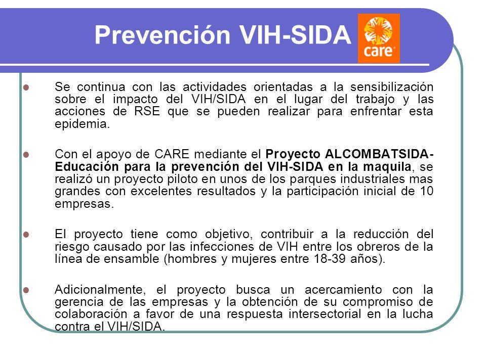 Prevención VIH-SIDA