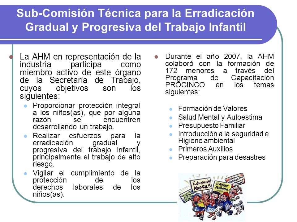 Sub-Comisión Técnica para la Erradicación
