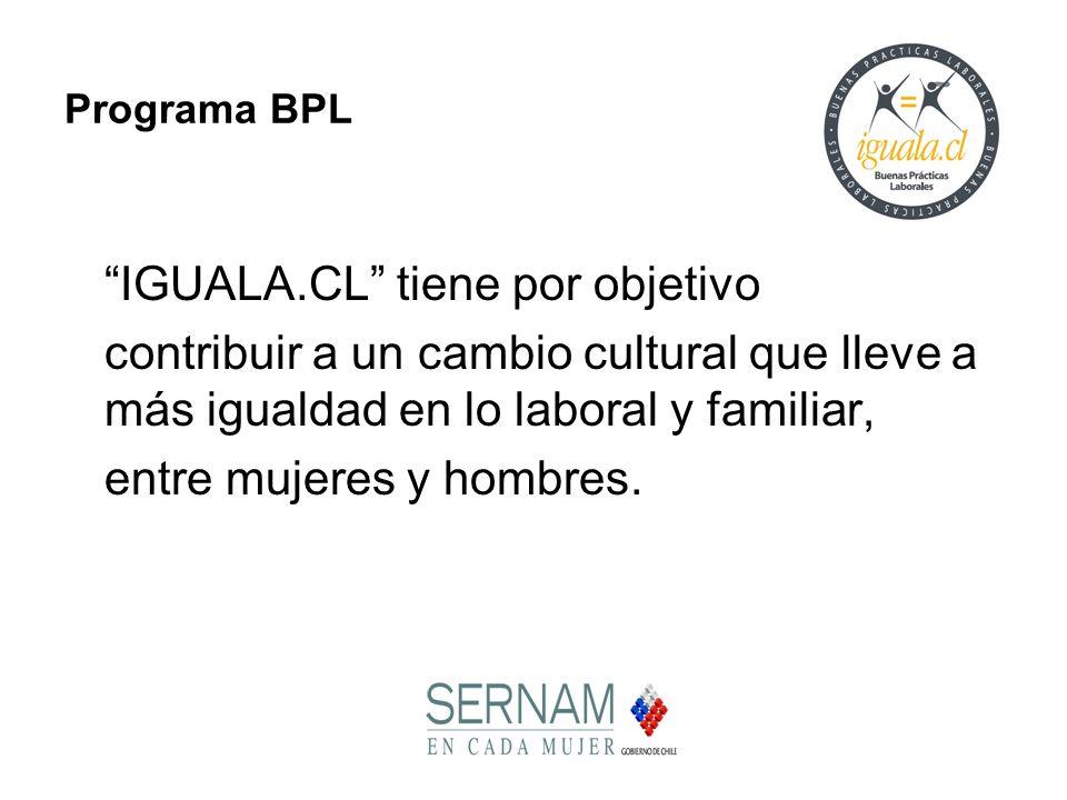 IGUALA.CL tiene por objetivo