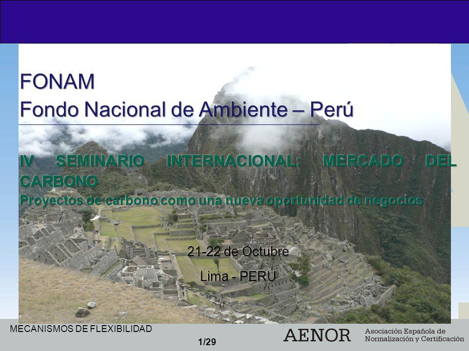 Fondo Nacional de Ambiente – Perú