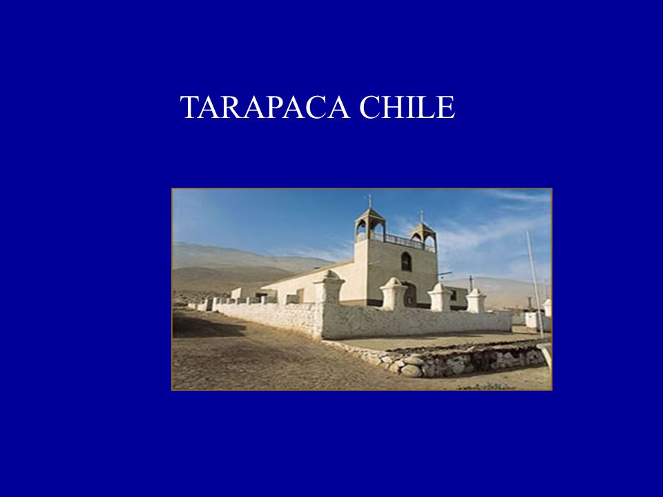 TARAPACA CHILE