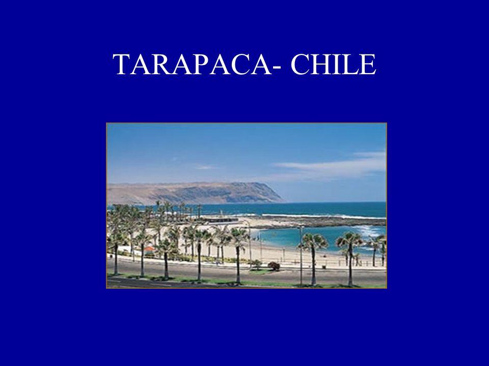 TARAPACA- CHILE