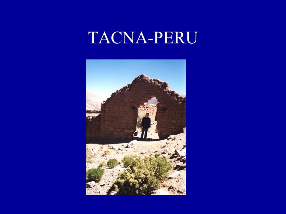 TACNA-PERU