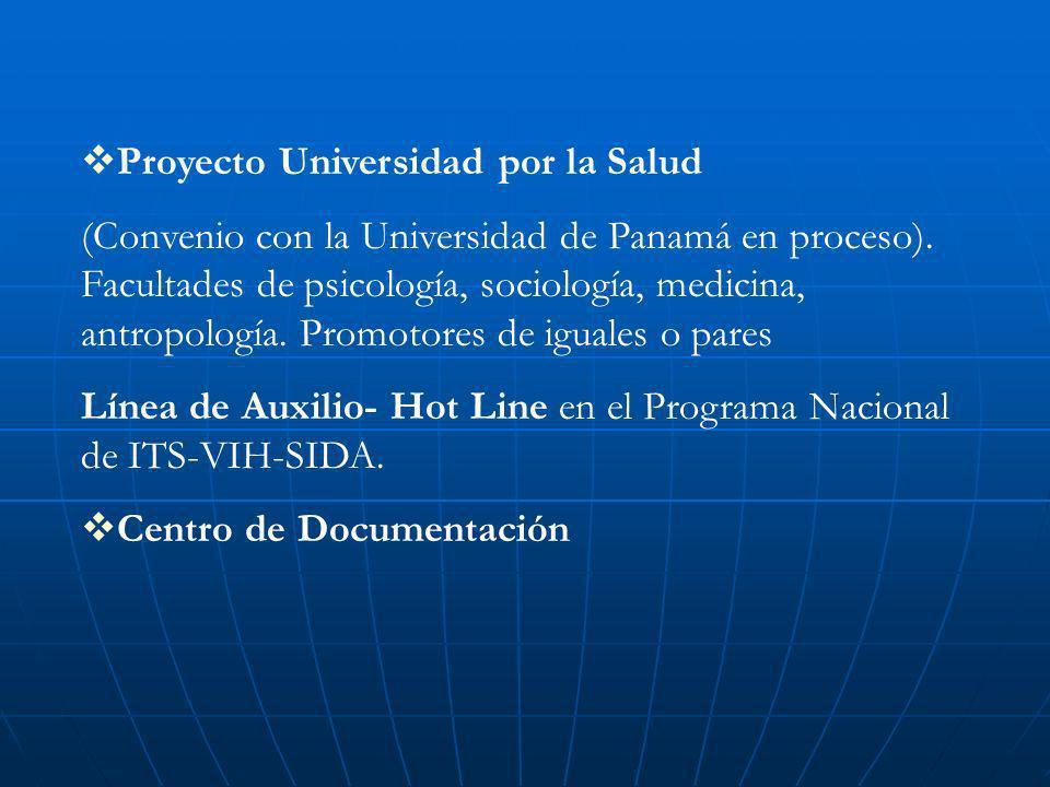 Proyecto Universidad por la Salud