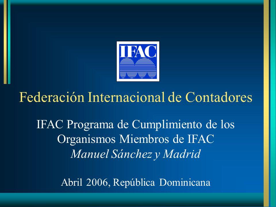 Federación Internacional de Contadores