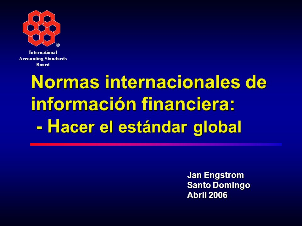 Jan Engstrom Santo Domingo Abril 2006