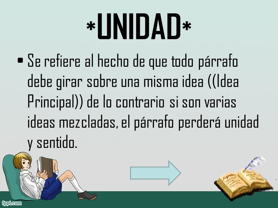 *UNIDAD*