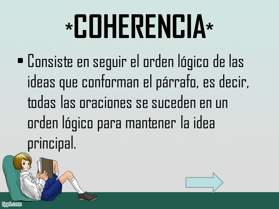 *COHERENCIA*