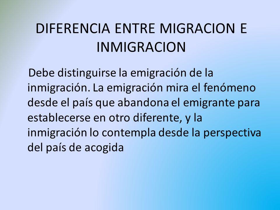 Migracion ppt descargar for Diferencia entre yeso y escayola