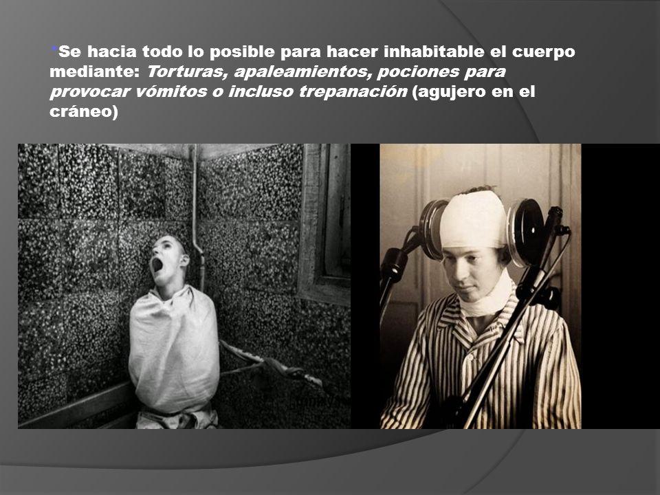 Esquizofrenia ppt descargar for Agujeros en el cuerpo