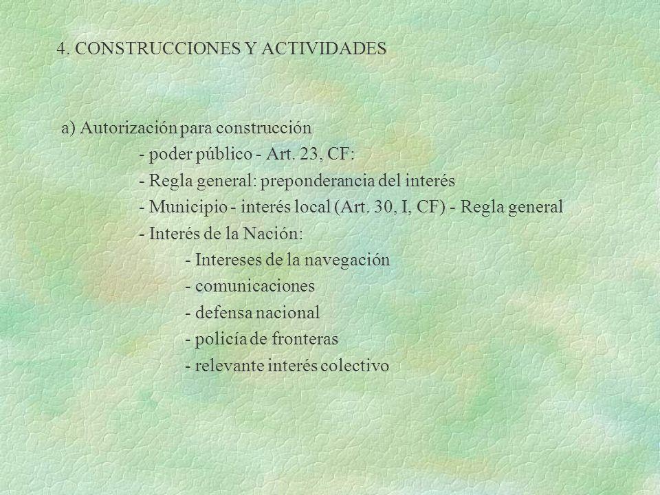 4. CONSTRUCCIONES Y ACTIVIDADES