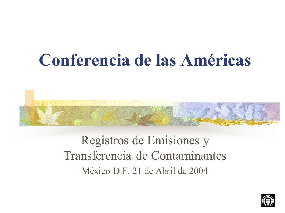 Conferencia de las Américas