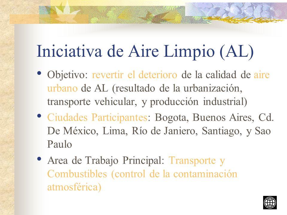 Iniciativa de Aire Limpio (AL)