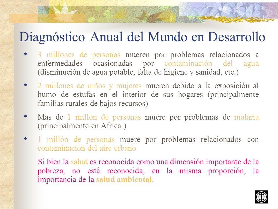 Diagnóstico Anual del Mundo en Desarrollo