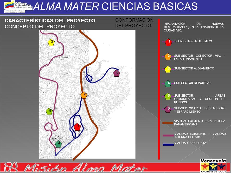 ALMA MATER CIENCIAS BASICAS