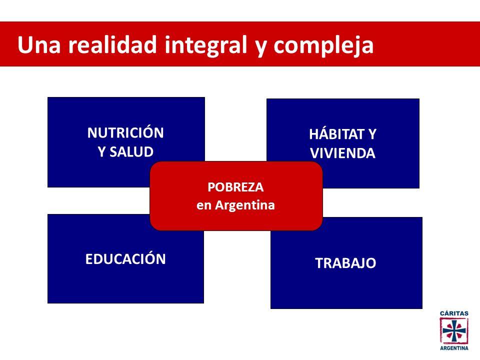 Una realidad integral y compleja