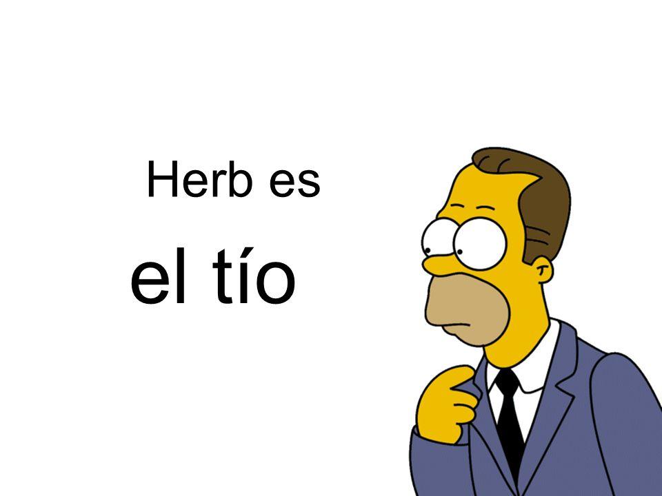 Herb es el tío