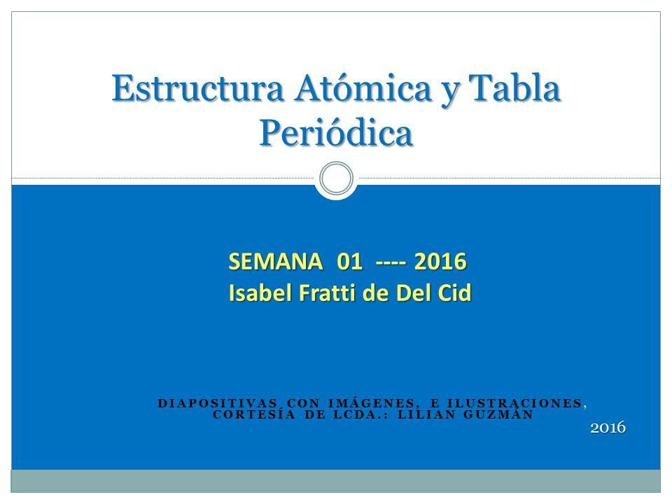 Estructura atmica y tabla peridica ppt descargar estructura atmica y tabla peridica urtaz Image collections