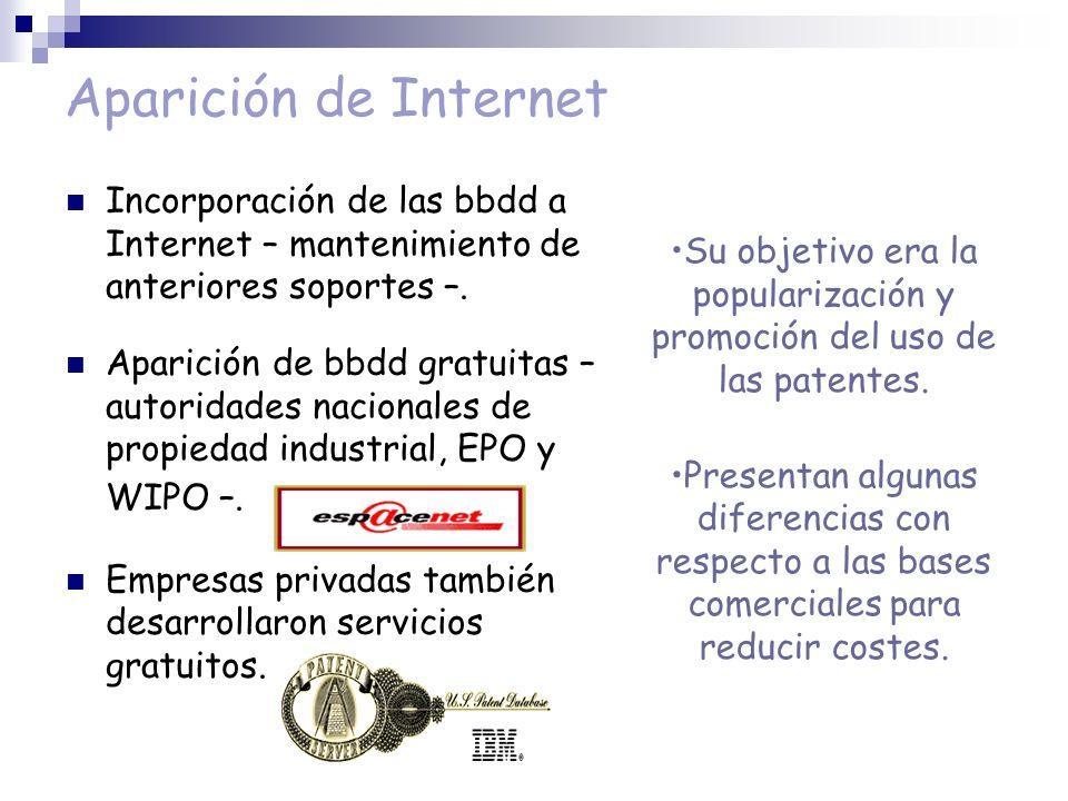 Su objetivo era la popularización y promoción del uso de las patentes.
