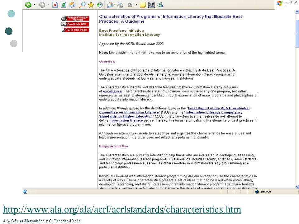 http://www.ala.org/ala/acrl/acrlstandards/characteristics.htm