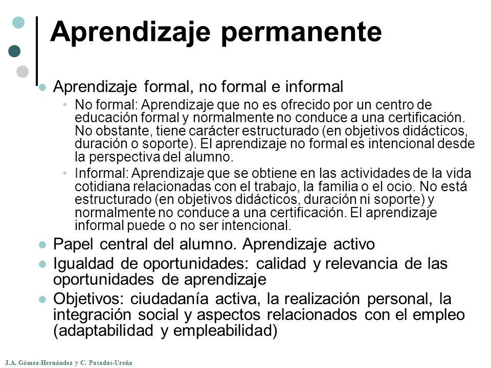 Aprendizaje permanente