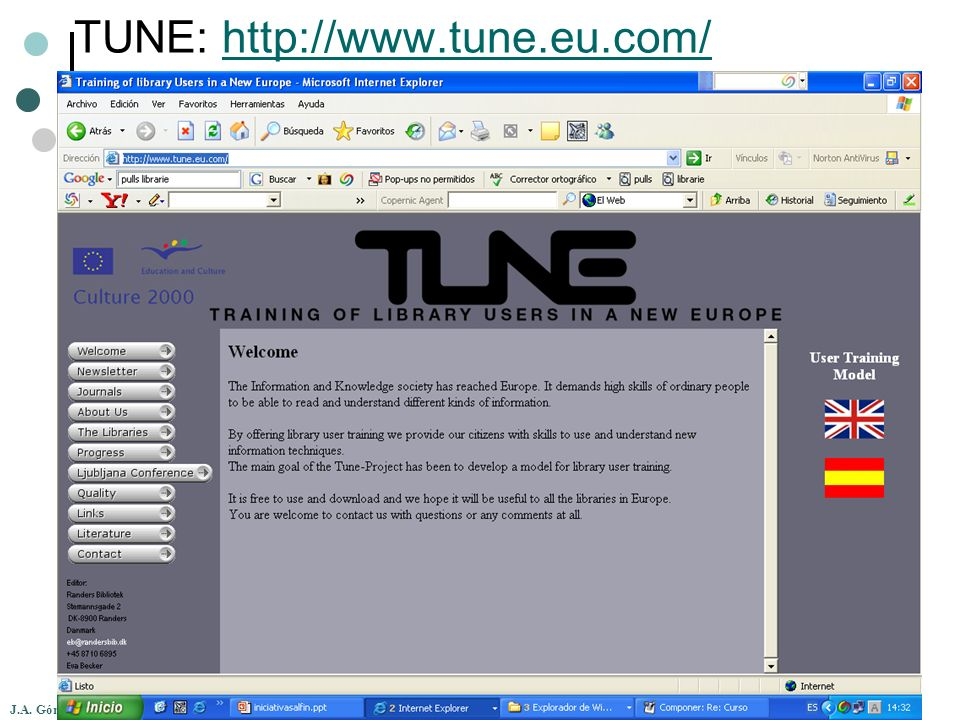 TUNE: http://www.tune.eu.com/