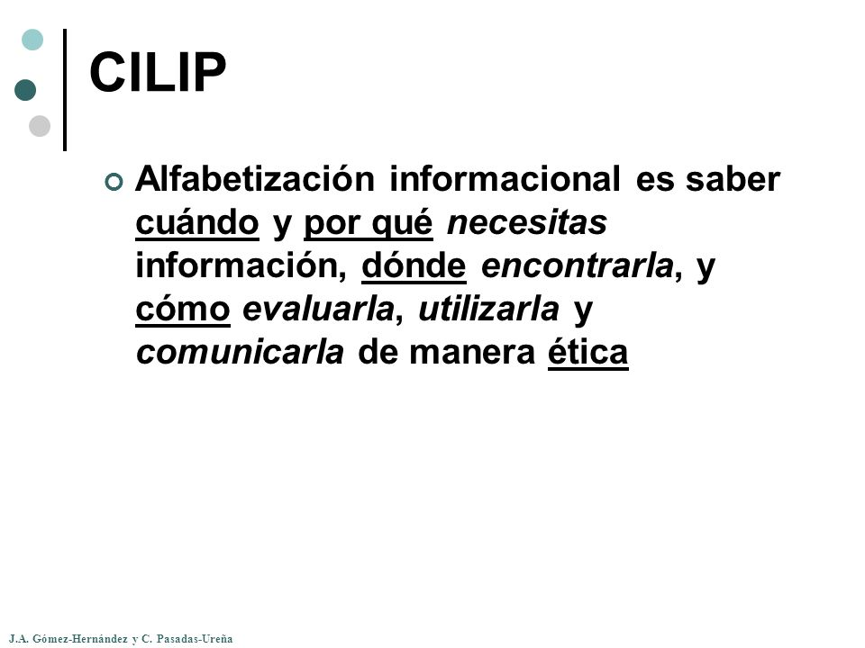 CILIP