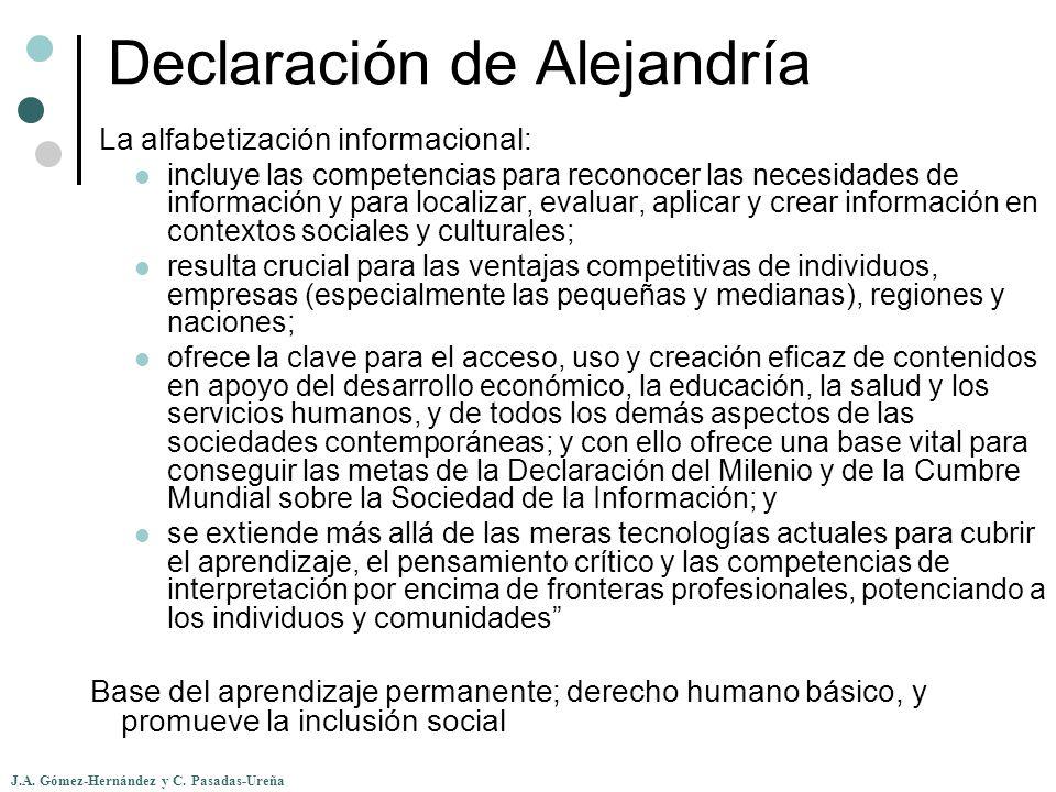 Declaración de Alejandría