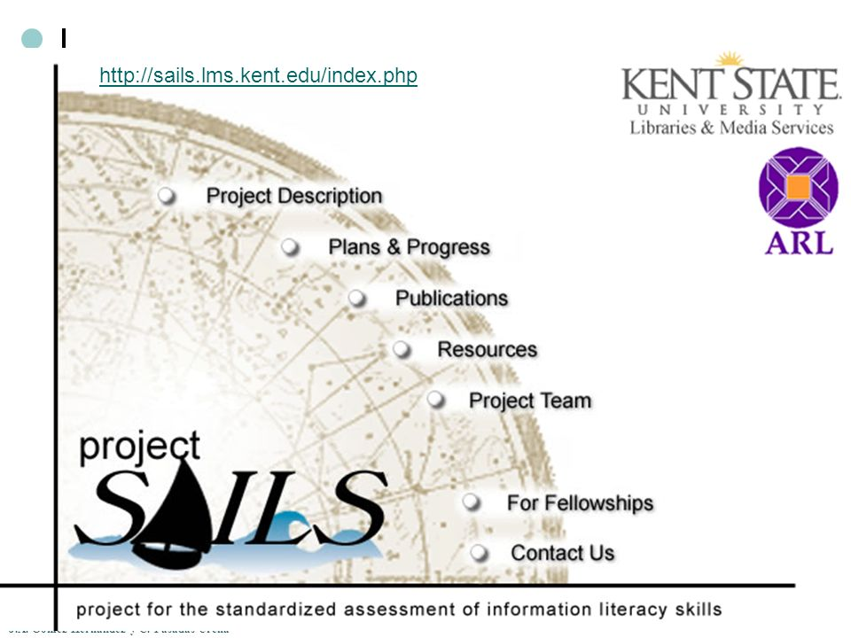 http://sails.lms.kent.edu/index.php