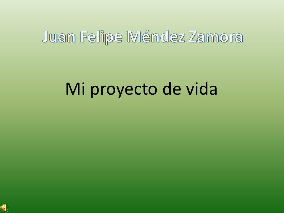 Juan Felipe Méndez Zamora