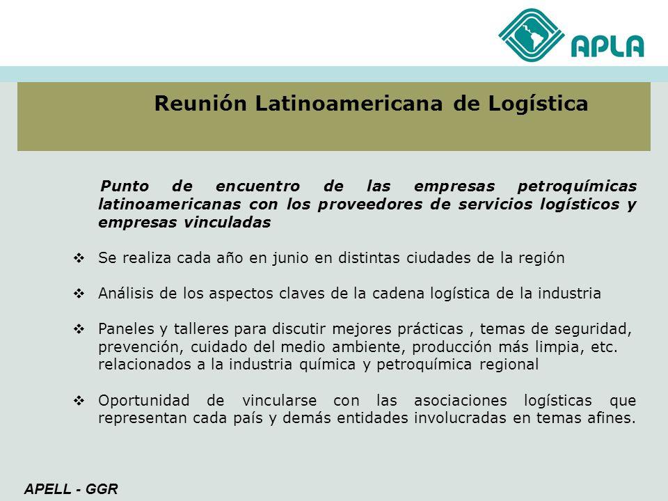 Reunión Latinoamericana de Logística
