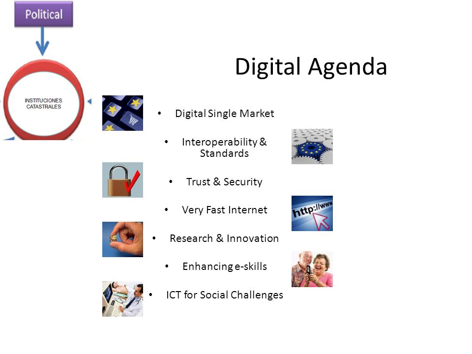 Digital Agenda Digital Single Market Interoperability & Standards