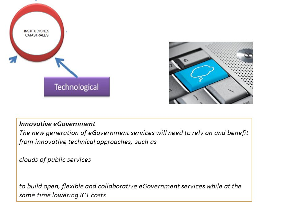 Innovative eGovernment