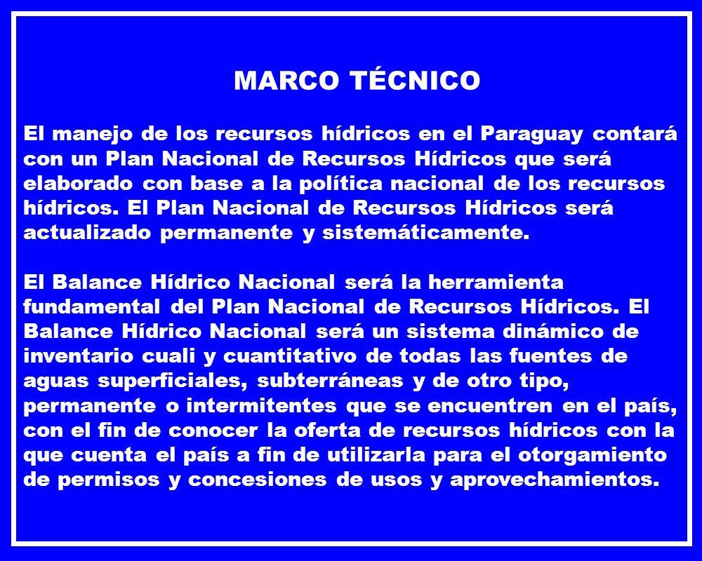 MARCO TÉCNICO
