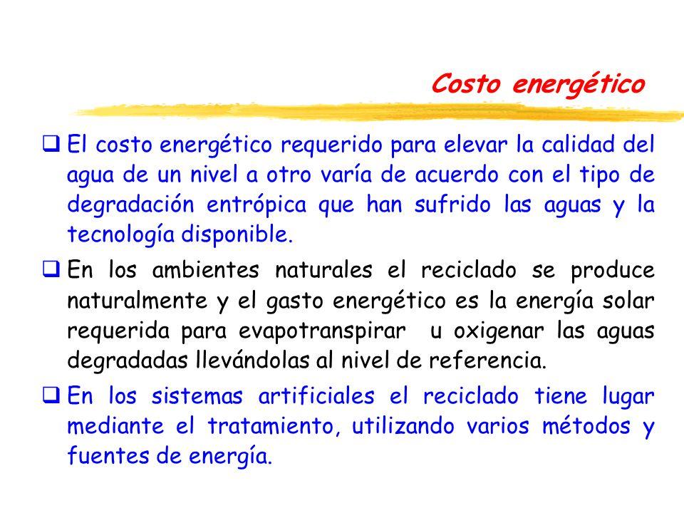 Costo energético