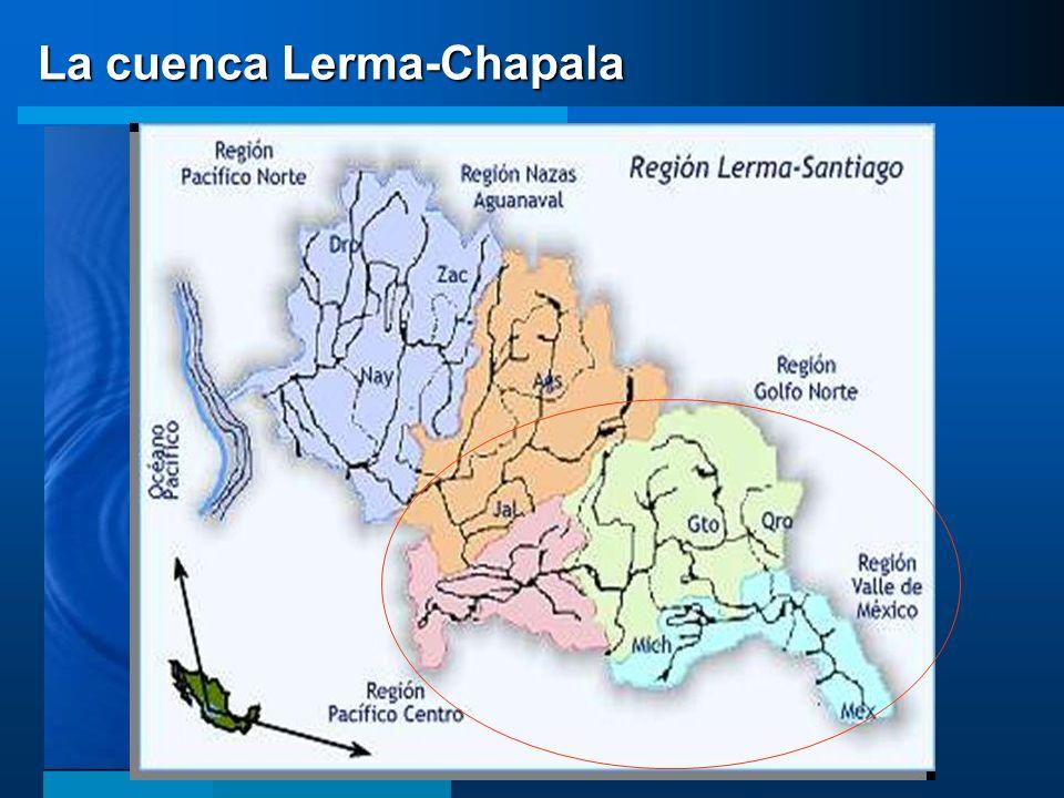 La cuenca Lerma-Chapala